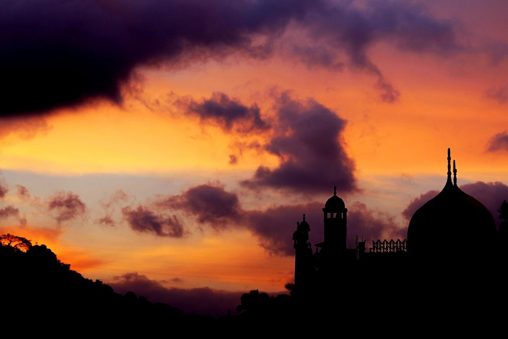 Sri Lanka Moschee