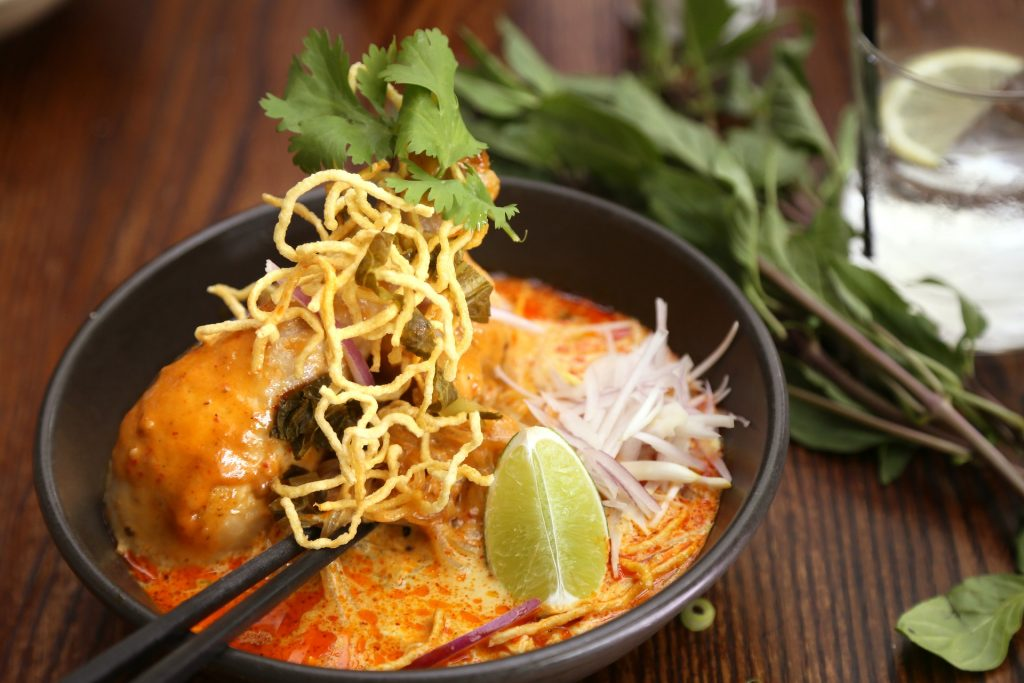 Thailand Khao Soi