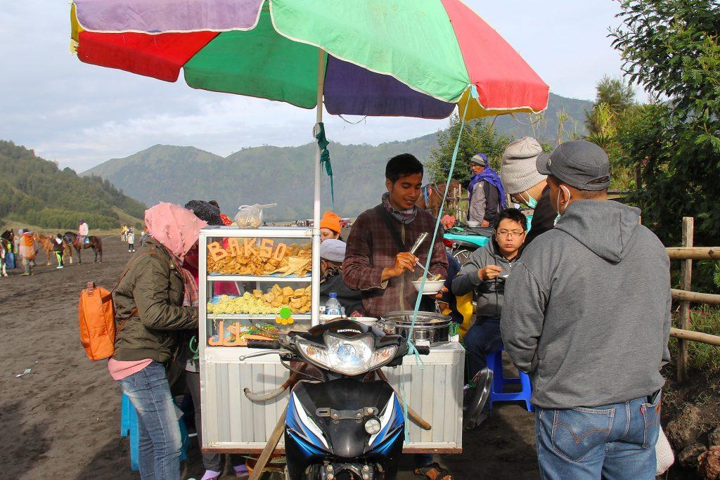 Indonesien Streetfood