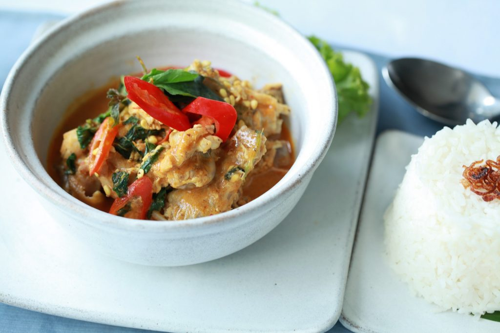 Khmer Curry