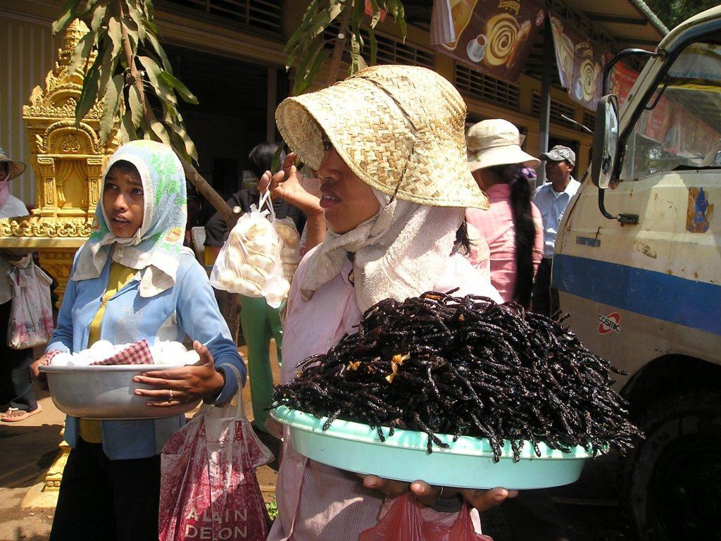 Kambodscha Streetfood