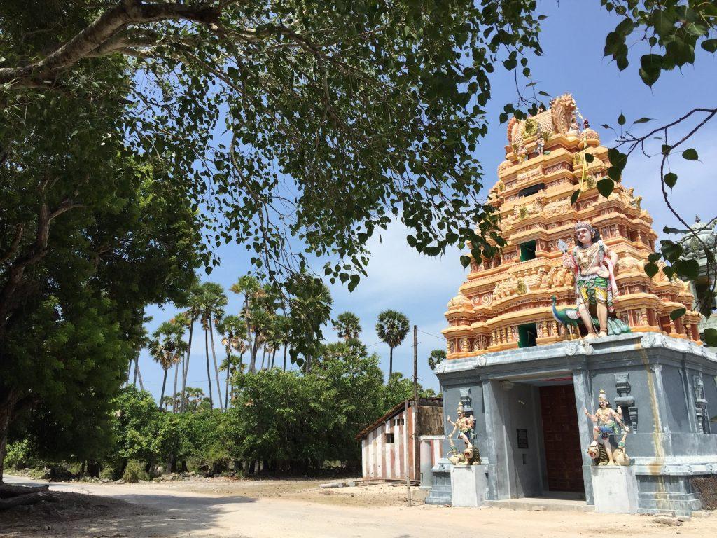 Jaffna Tempel