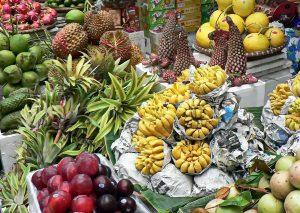 Vietnam Obst Markt