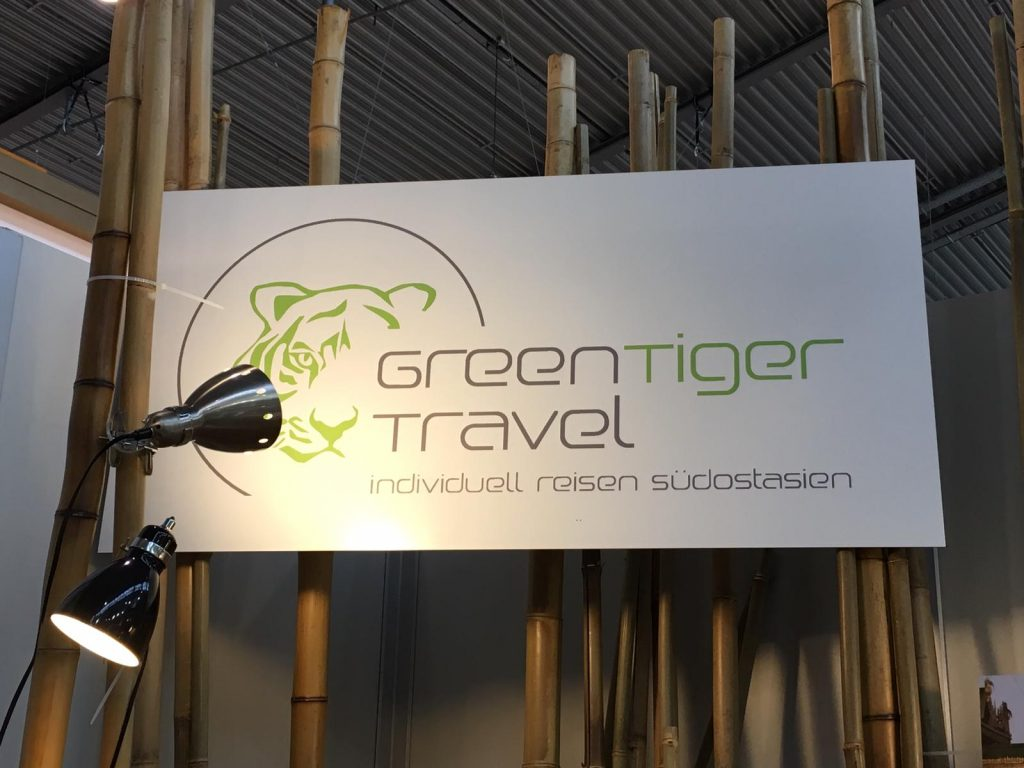 CMT 2019 Green Tiger Travel