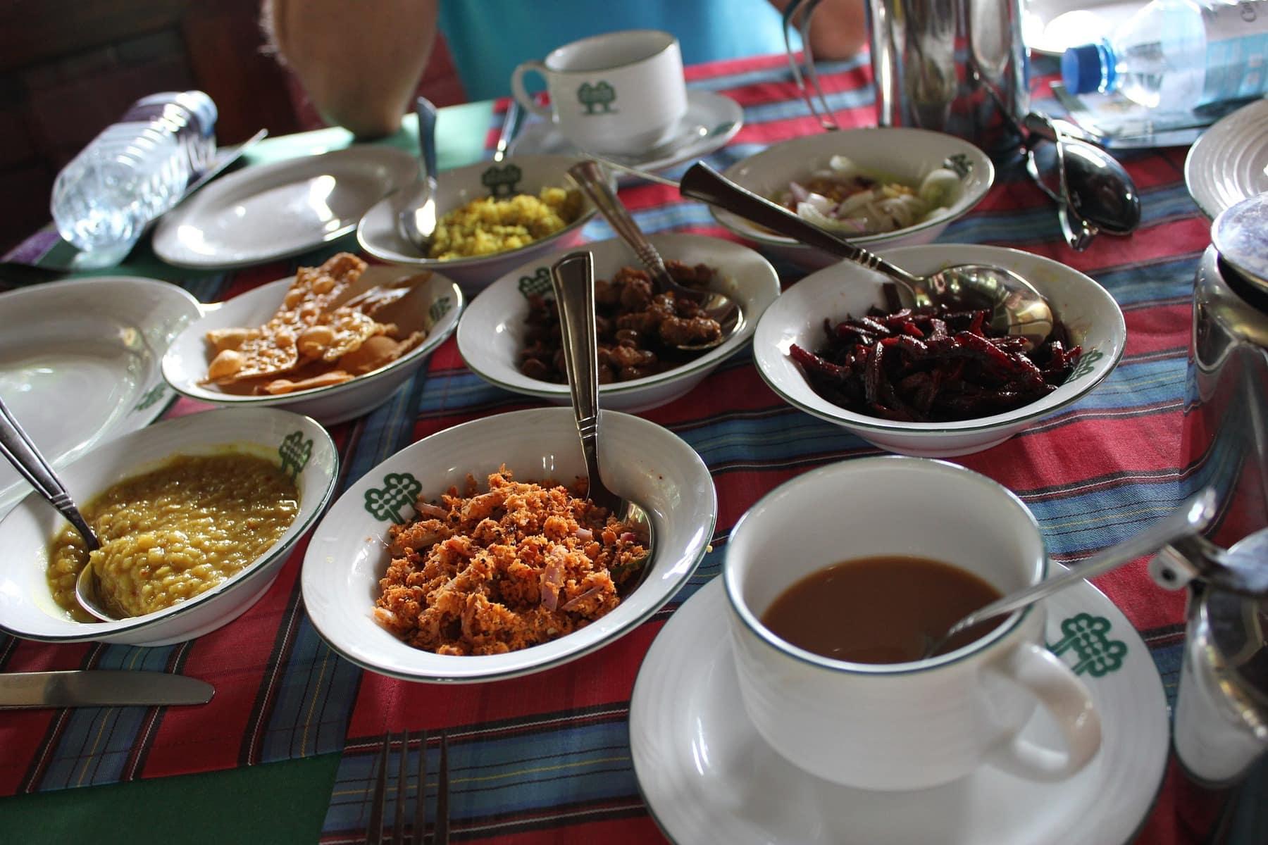 Streetfood Sri Lanka - Green Tiger Travel