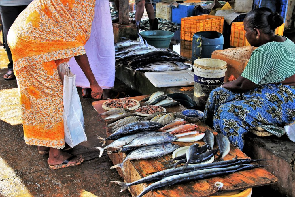 Sri Lanka Markt