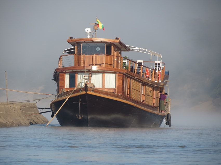 Myanmar Discovery Cruise Familienreise