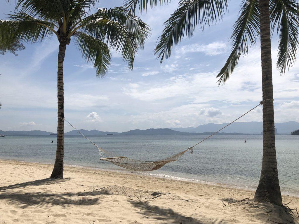 Malaysia Gaya Island Strand