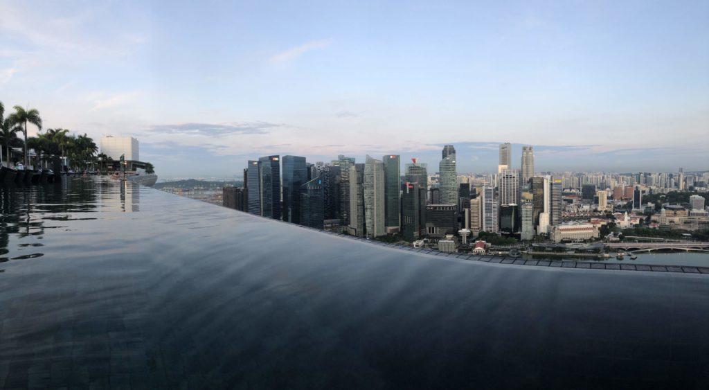 Singapur Marina Bay Sense