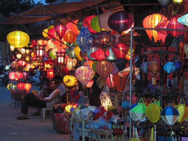 Vietnam Hoi An Lampions