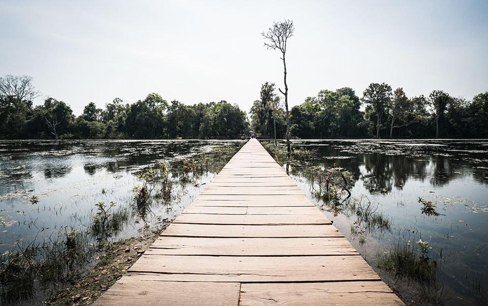 Kambodscha Bildband Augenblicke Georgia Ortner