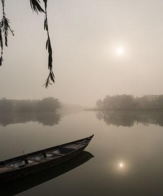 Vietnam Georgia Ortner Bildband Augenblicke Hoi An