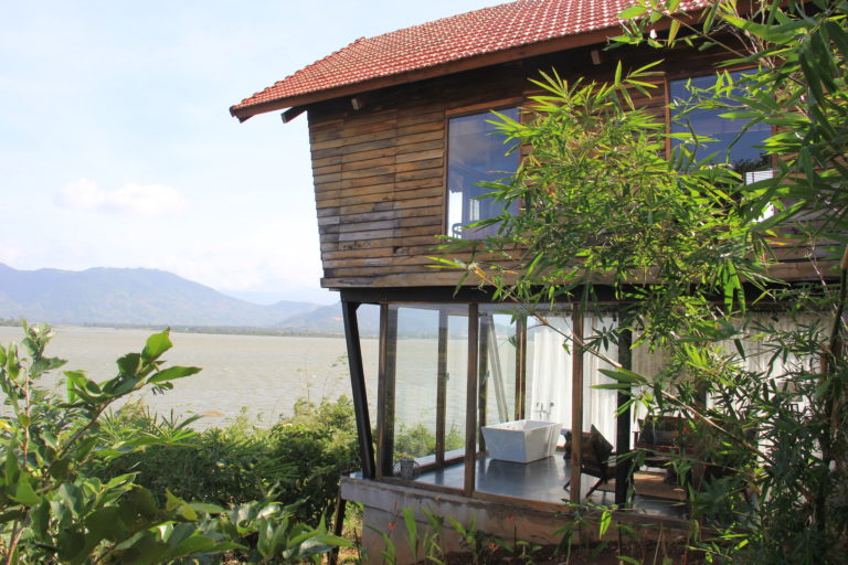 Lak Tented Camp Lakefront Bungalow