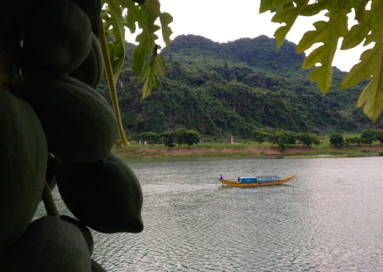 Vietnam Phong Nha Fluss