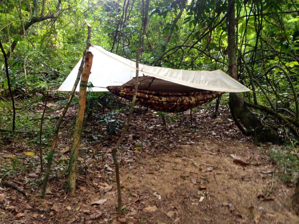 Phong Nha Hängematte