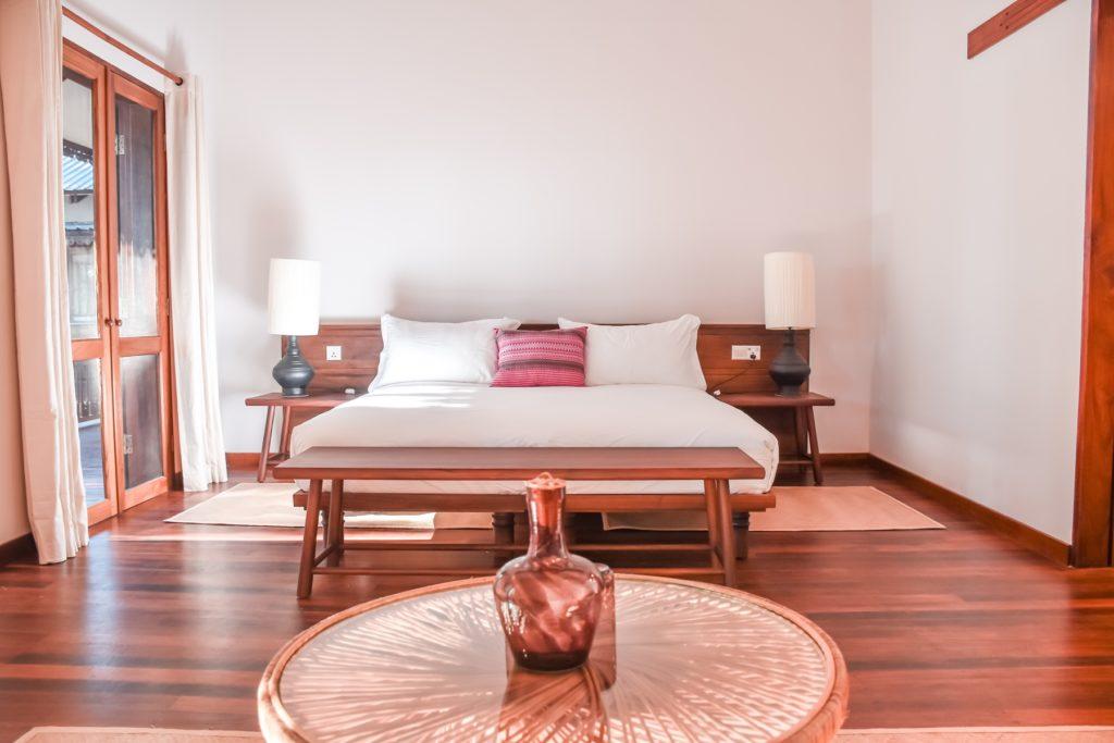 Lalay Lodge - bedroom