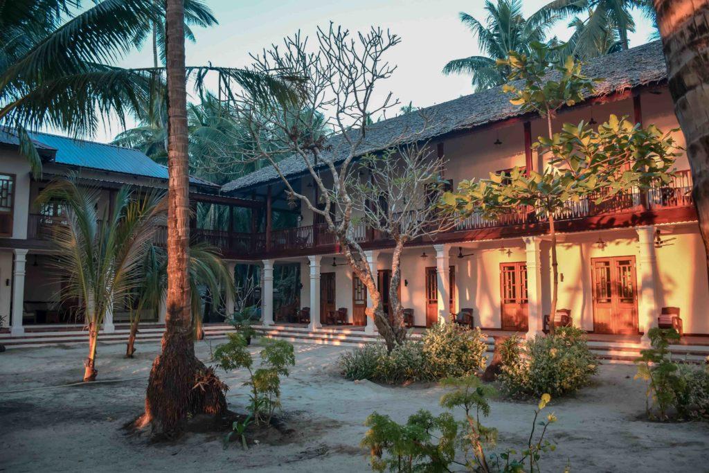 Lalay Lodge - main building
