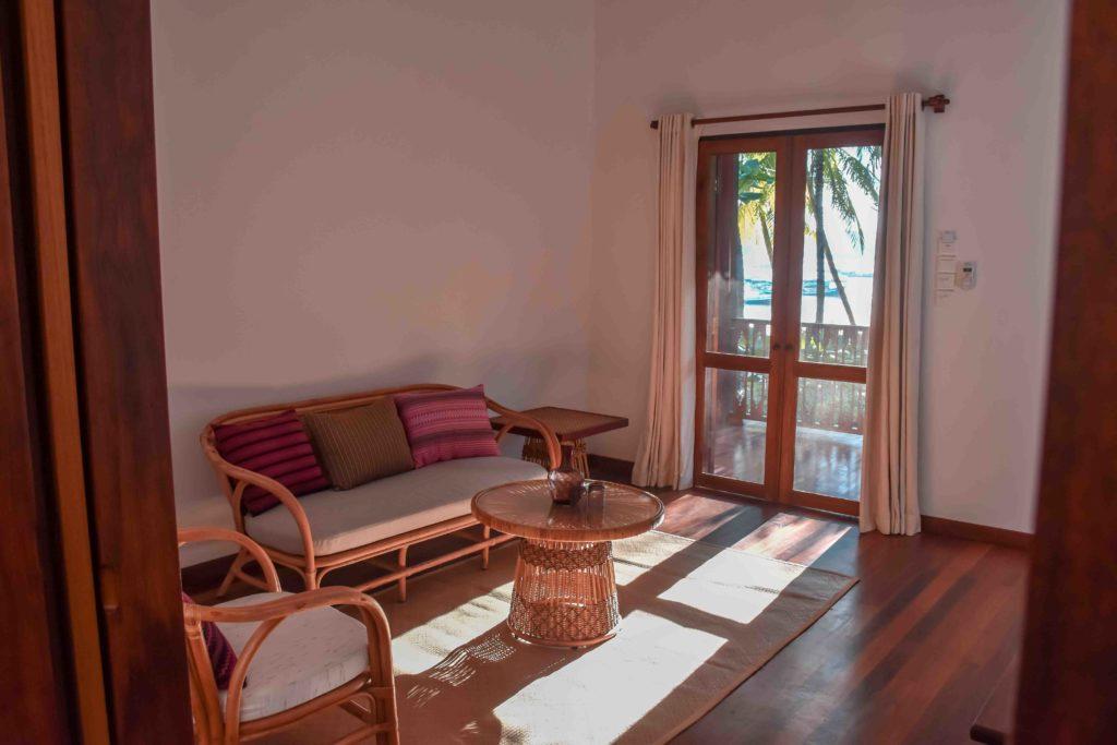Lalay Lodge - room - sitting area