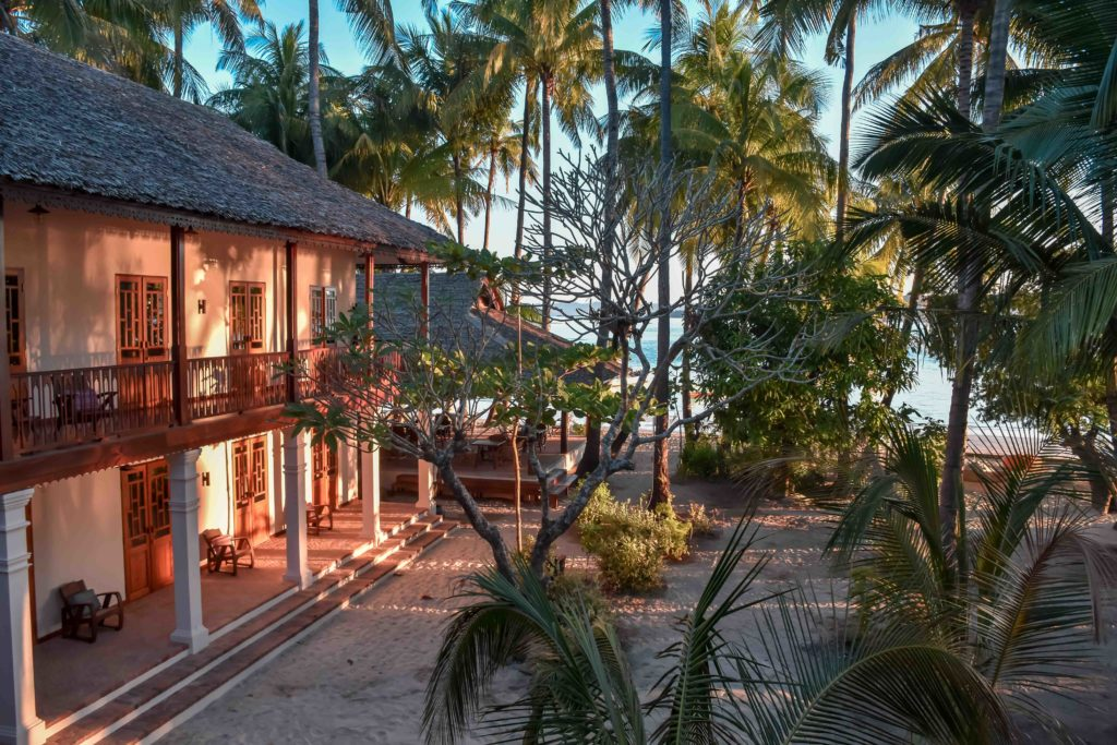 Lalay Lodge - view from rooms