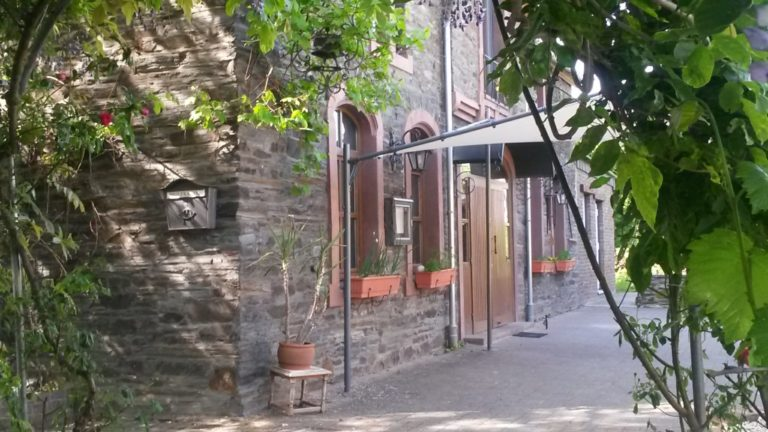 Mosel Altes Kelterhaus Wintrich