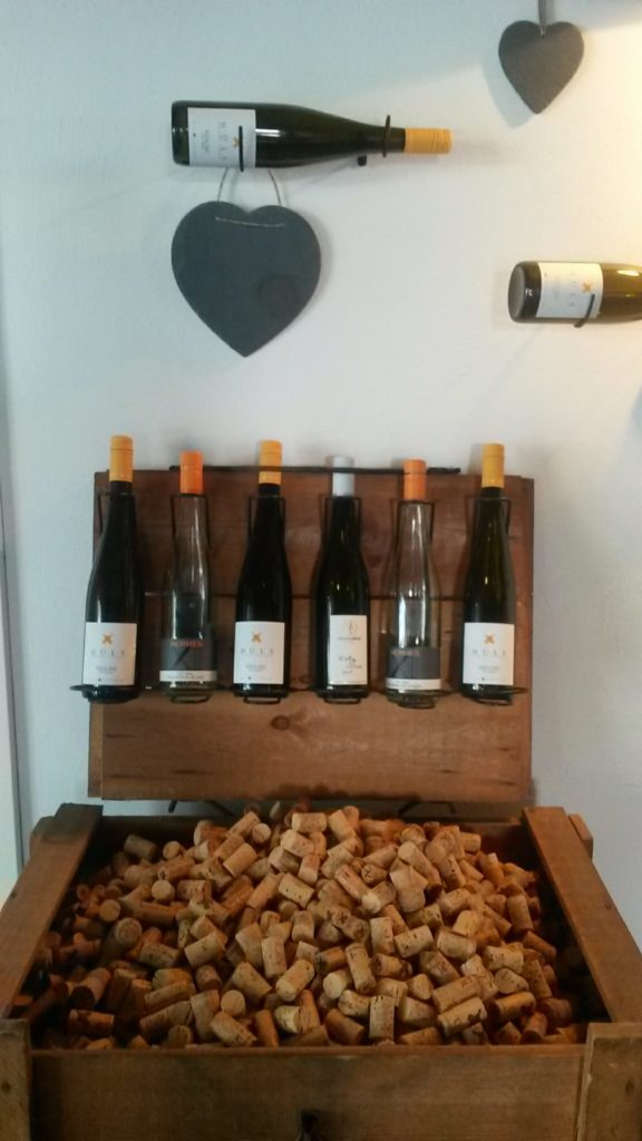 Mosel Karolingerhof Wein