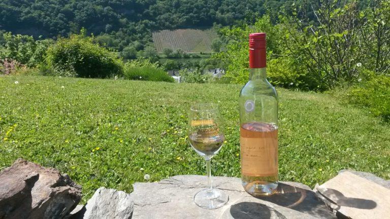 Mosel Neumagen Dhron Wein