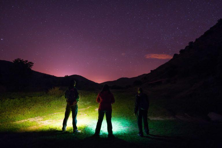 Portugal Coa Valley Sternenhimmel