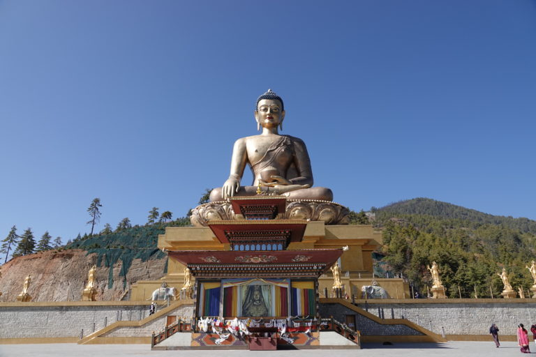 Bhutan Thimphu Dordenma