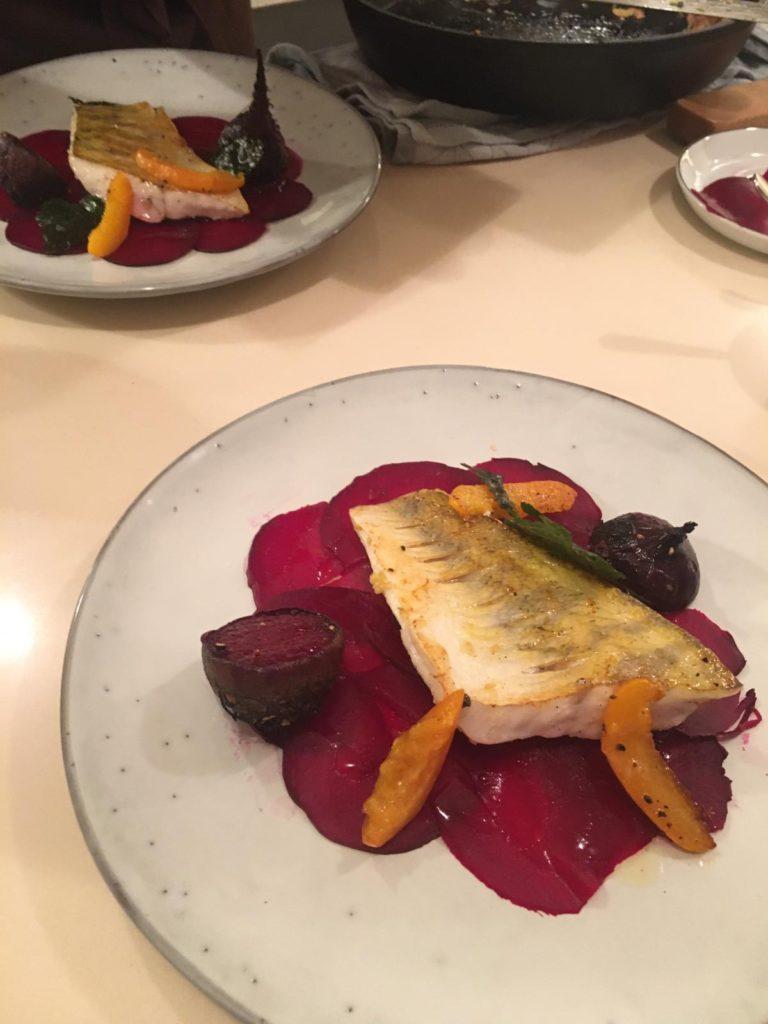 Nageler Hof Kochevent Fisch