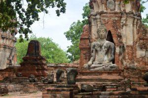 Ayutthaya Ruinen