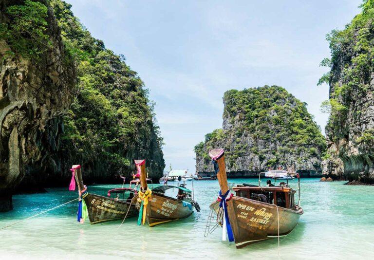 Phuket Boote