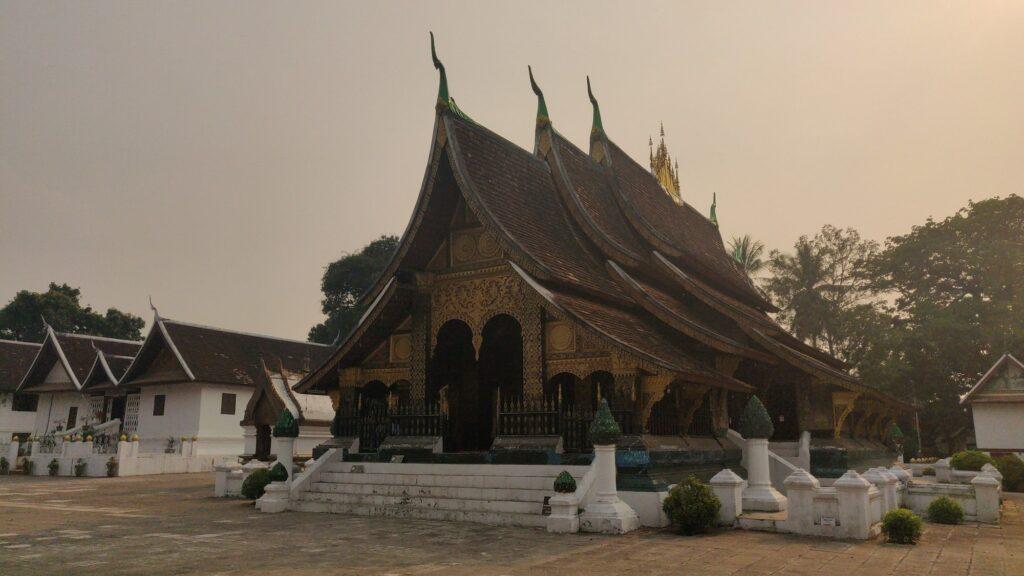 Luang Prabang Vat Xieng Thong