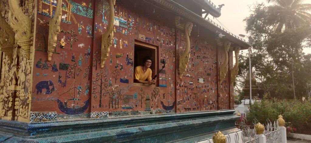 Luang Prabang virtuelle Tour