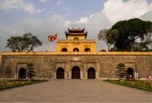 Hanoi Thang Long Zitadelle
