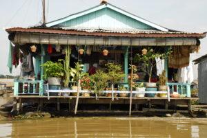 Mekong Delta Haus
