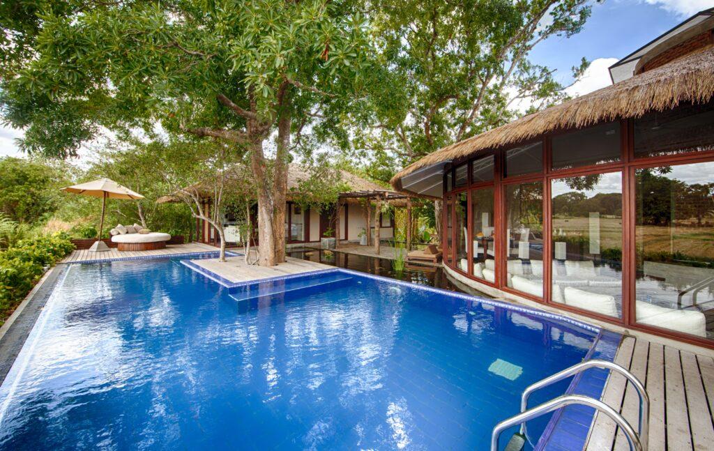 Thirappane Ulagalla Resort Pool